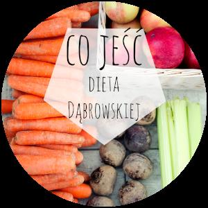 Co jeść dieta dabrowskiej