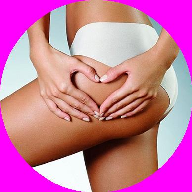 Cellulit hormonalny 1