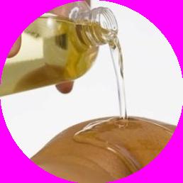 Olej z zielonej kawy na cellulit
