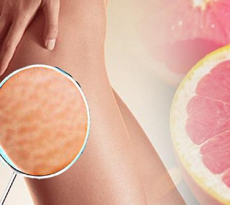 Olejek grejpfrutowy na cellulit - właściwości
